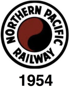 NP '54 logo
